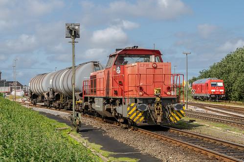 275 820-9 D-CFLCA CFL Cargo Westerland (Sylt) 21.08.17