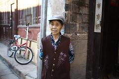 The beauty (Imnotblue) Tags: 云南大理巍山古城 weishan oldtown yunnan china beautyofoldage portraitsofwomen 从容 notanillusionphotography 生命非幻觉摄影