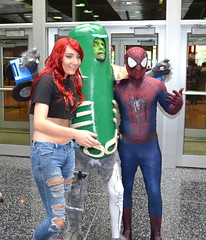 "Wizard World Comic Con 2017 (Vinny Gragg) Tags: rickandmorty maryjanewatson picklerick spiderman maryjane theamazingspiderman costume costumes cosplay marvelcomics marvel marveluniverse avenger avengers mightyavengers ""theamazingspiderman"" spidey ""peterparker"" prettygirls prettywoman sexywoman girl girls superheroes superhero comics comicbooks comicbook villian villians supervillian supervillians wizardworldcomiccon wizardworld comiccon chicagocomiccon comiccon2017 wizardworldcomiccon2017 rosemontillinois rosemont illinois pickle rick maryjaneparker"