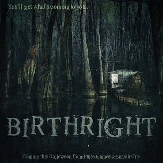 BIRTHRIGHT TEASER POSTER #1