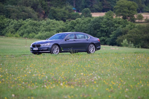 BMW 730 Ld XDrive G12 - 4
