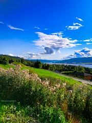 Fabulous view (evakongshavn) Tags: fjords fjordsofnorway fjord landscapephotography landscape landschaft landskap beautyinnature natur nature naturnature naturbilder naturephotography naturaleza naturphotography water waterscape blue green happycolor colors colours