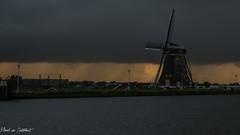 Storm 8 (M van Oosterhout) Tags: storm thunderstorm thunder lightning wind cloud clouds cloudporn sunset alphen aan den rijn dutch holland netherlands nederland groene hart noodweer weather weer rain regen
