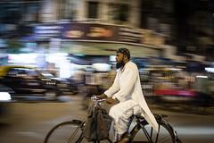 Cycling thought the Bazaars , Mumbai (Sebhue) Tags: mumbai monsones india elephantaisland bombay