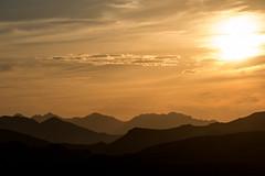 Sunset, Superstition Mountains, Arizona (nsandin88) Tags: heat nikon desert travel az superstition mountains southwest arizona d7100 phoenix sonoran hot