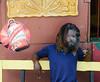 Rude Boy (Barney A Bishop) Tags: jamaica redredstripe blue color dreadlocks ganga joint nx1 photography portrait rasta splif vibrant yellow westmorelandparish rudeboy portraitphotography portraiture