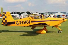 G-EDRV (GH@BHD) Tags: gedrv vans rv rv6 rv6a laa laarally laarally2017 sywellairfield sywell aircraft aviation