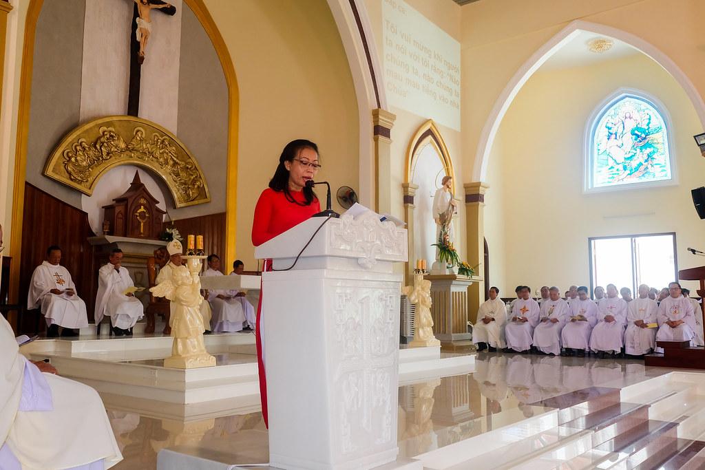 Thánh lễ tạ ơn khánh thành nhà thờ Hòa Cường – Giáo phận Đà Nẵng - Ảnh minh hoạ 19