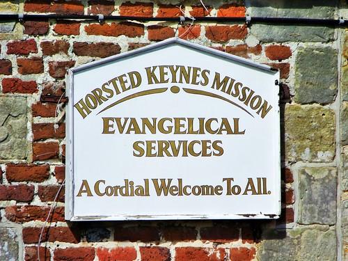 Horsted Keynes Mission