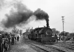 Riga Sugar Mill (Kingmoor Klickr) Tags: hudswellclarke 1644 bihar india riga sugarmill narrowgauge railway