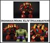 Hulkbuster (ver 2.0) (Metarix (MrKjito)) Tags: lego super hero comics comic marvel cinematic unvierse iron man tony stark mark xliv hulkbuster hulk ver 20 moc mod in scale age ultron infinity war
