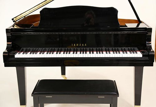 Yamaha Baby Grand Piano w/ Bench ($4,600.00)
