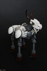 BKKKN (...The Chosen One...) Tags: lego bionicle moc goat capra