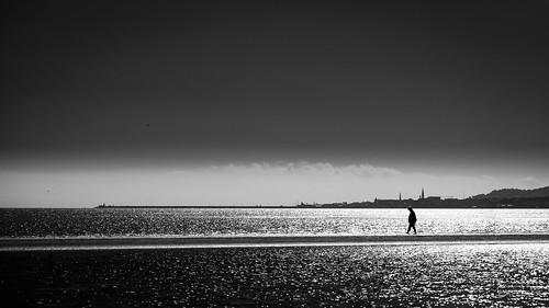 Saturday morning - Dublin, Ireland - Black and white street photography