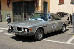 BMW 3.0 CSi (Maurizio Boi) Tags: bmw 30 csi car auto voiture automobile coche old oldtimer classic vintage vecchio antique voiyuresanciennes worldcars