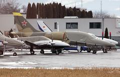 N39CV - Bern (BRN) 29.01.2010 (Jakob_DK) Tags: 2010 brn lszb lsmb bern bernairport bernbelp regionalflugplatzbernbelp aero vodochody aerovodochody l39 albatros l39c