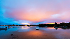 Saint CADO Sunrise (Njones03) Tags: 2017 morbihan nicolassavignat seascape belz bretagne france fr