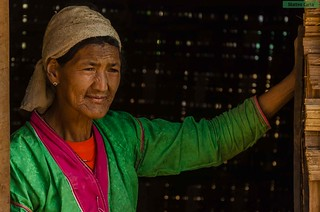 Palaung Woman