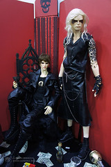 Dollscar IX 2017 (Dark0na) Tags: dollscar ix 2017 bjd party doll dolls bjdclub demiurgedolls demiurge