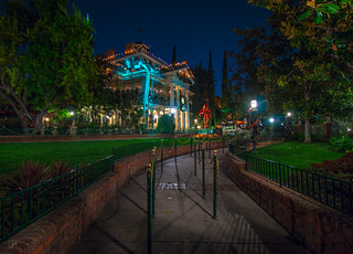 Haunted Mansion Holiday 9_19_2017