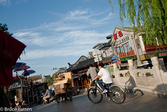 090915 Beijing-01.jpg (Bruce Batten) Tags: beijing locations trips occasions subjects vehicles bicycles urbanscenery businessresearchtrips china people cn