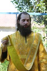 55. Крестный ход в скит святителя Иоанна Шанхайского