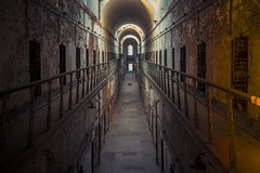 Cell Block 7 (Thomas James Caldwell) Tags: eastern state penitentiary philadephia pa philly pennsylvania esp neglected decay spooky eerie jail prison cell block