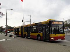 MAN NG313, #3380, MZA Warszawa (transport131) Tags: bus autobus mza warszawa man ng313 ztm warsaw