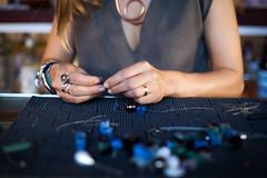 Feixe GleiceBueno-7201 (gleicebueno) Tags: mercadomanual manual redemanual feitoamão feixe feixeacessórios handmade maker design artesanal autoral artesão processo marianabello bijuterias brasil sp atelie atelier