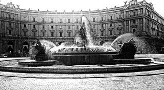 Roma Piazza Esedra