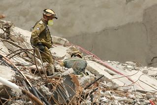 Israeli aid, search & rescue delegation to Mexico