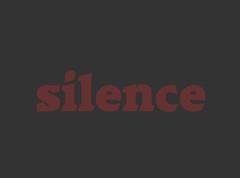 silence (da_vinci.com27) Tags: people paris photo pub popart presse portrait french france femme francais regard respect route venise vintage voeux artnumerique affiche artiste question équipe yahoo opinion orage message media mode graphisme gouv gamer girls