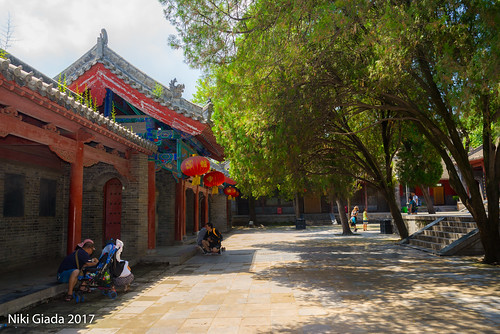 Shaolin Temple - The Tourist's Peace