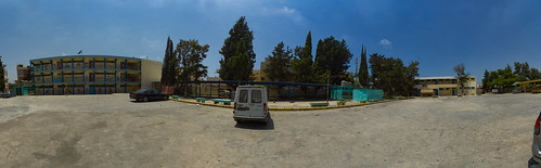 UN run school in Burj el-Shemali