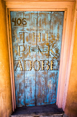 Pink Adobe 2 (Bill in DC) Tags: nm newmexico santafe 2017 pinkadobe