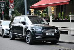 Land Rover Range Rover - Qatar (Helvetics_VS) Tags: licenseplate qatar