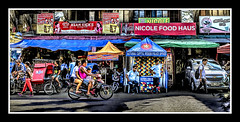 The Streets of Manila -   Taft Ave Manila - Nicole Food Haus  - - Inner City - Philippines (BELZ'S WORLD) Tags: the streets manila taft ave nicole food haus inner city philippines