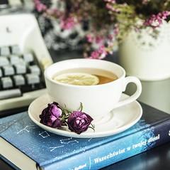 (dmajewska) Tags: dmajewska88 still life photography nikon sigma books book reading relax chillout weekend teatime tea
