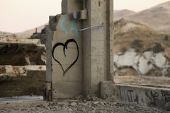 PAC LIVES! (LookSharpImages) Tags: lime oregon limeoregon abandoned abandonedspaces californialove california love 2pac paclives