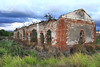Hacienda Magueyes ruins (SJUAP) Tags: roastrip outsooephotography tokina1224 canon haciendamagueyes clouds 1865 streetphotography borinquen warrhouse bricks abandoned old building ruins isladelencanto santaisabel puertorico
