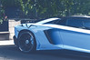 Frozen (Beyond Speed) Tags: lamborghini aventador sv roadster superveloce supercar supercars car cars carspotting nikon v12 blue carbon spoiler london dorchester automotive automobili auto