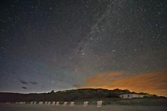 Hiddensee bei Nacht (Sven Gérard (lichtkunstfoto.de)) Tags: nightphotography nightsky nachtaufnahme sterne stars milky way light clouds
