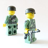 LEGO WW2 6th Fallschirmjägerregiment (501st Arc Trooper) Tags: lego ww2 wwii 6 6th falschirmjäger regiment project battle carentan 101 airborn paratrooper 501st arc trooper