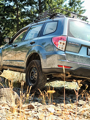 2012 Subaru Forester 2.5x (softroadingthewest.com) Tags: subaruforester subaru forester sh 2012 25x offroad oregon blmroad