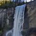 Taking in the Roar of Water at Vernal Fall (Yosemite National Park)
