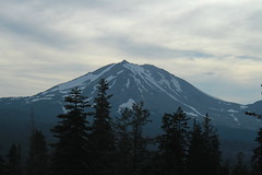 Lassen Peak (rozoneill) Tags: lassen volcanic national park wilderness redding chico california hiking pacific crest trail backpacking cascades volcano peak