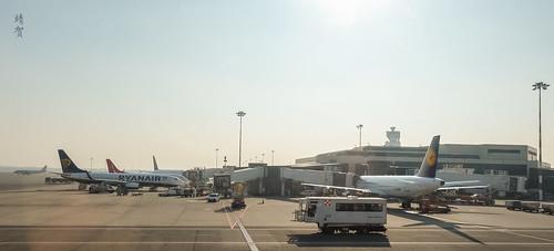 Airplanes at MXP