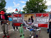 Stop UK arms sales to Turkey, stop war against Kurds (Andy Worthington) Tags: london docklands excel londone16 e16 dsei stopthearmsfair campaignagainstthearmstrade protest politics politicalprotest andyworthington streetphotography banners turkey kurds