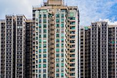 City Living - Hongkong 37/188 (*Capture the Moment*) Tags: 2017 architecture architektur building courtyard estate facades fassaden fenster fotowalk gebäude himmel hochhaus hochhäuser hongkong houses häuser innenhof intothesky sky skyscraper sonya7m2 sonya7mii sonya7mark2 sonya7ii sonyfe1635mmf4zaoss sonyfe41635 sonyilce7m2 wolken indenhimmel modern