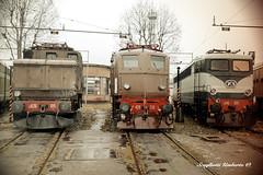 Milano Smistamento (Umberto Scagliotti) Tags: e626 e428 e646 milano smistamento fotografia ferrovia fs